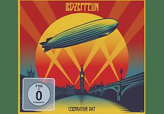 Led Zeppelin - Celebration Day (2cd + Dvd)  - (CD + DVD Video)