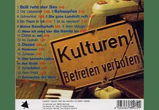 Faltsch Wagoni - Liegewiese,Sitzen Verboten  - (CD)