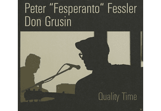 Don Grusin, Peter Fessler, Chuck Loeb - Quality Time - (CD)
