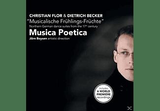Musica Poetica - Musicalische Frühlings-Früchte  - (CD)