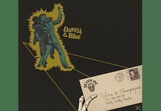 Lilacs & Champagne - Danish & Blue  - (CD)
