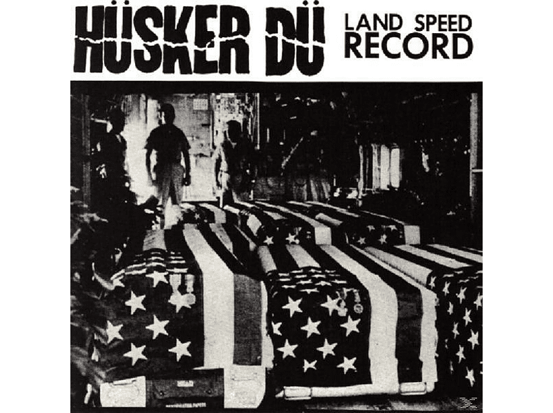 Hüsker Dü - Land Speed Record [CD]