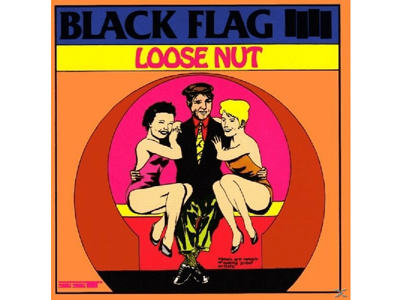 Black Flag - Loose Nut [CD]
