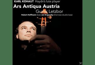 Gunar Letzbor, Ars Antiqua Austria, Gunar & Ars Antiqua Austria Letzbor - Karl Kohaut-Haydn's Lute Player  - (CD)