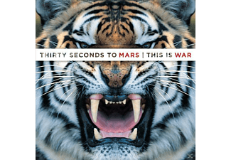 30 Seconds To Mars THIS IS WAR CD