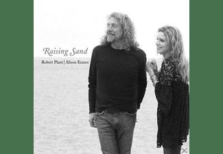 Alison Krauss, Alison Krauss Robert Plant - RAISING SAND (JEWEL CASE VERSION)  - (CD)