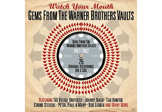 VARIOUS - Watch Your Mouth - Gems From The Warner Brothers Vault  - (CD)