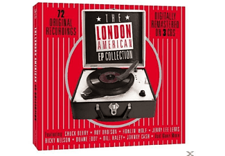 VARIOUS - The London American EP Collection  - (CD)