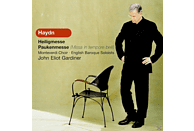 Lunn, Lehtipuu, Mincardo, Sherratt, Mon, John Eliot/ebs/monteverdi Choir Gardiner - Heiligmesse/Paukenmesse(Missa In Tempore Belli) [CD]