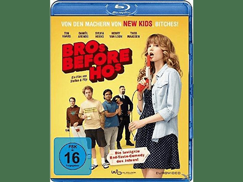 Bro´s before Ho´s [Blu-ray]