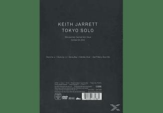 Keith Jarrett - Tokyo Solo  - (DVD)