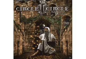 Circle II Circle - Delusions Of Grandeur - (CD)