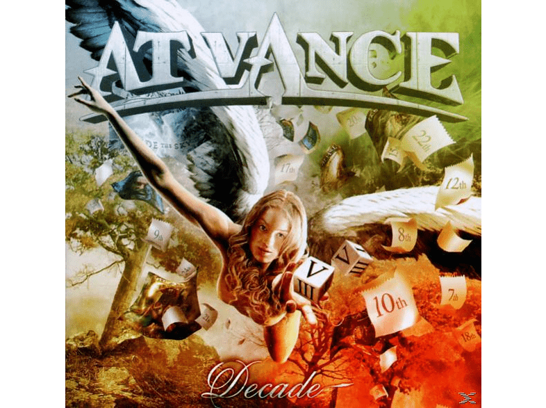 At Vance - Decade [CD]