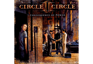 Circle II Circle - Consequence Of Power - (CD)