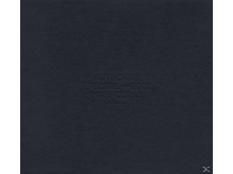 Autechre - Eps 1991-2002 [CD]