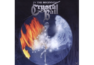 Crystal Ball - In The Beginning (Re-Release+Bonus)  - (CD)