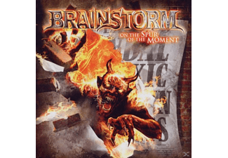 Brainstorm - On The Spur Of The Moment - (CD)