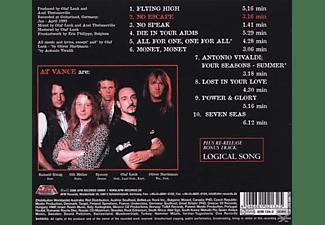 At Vance - No Escape  - (CD)