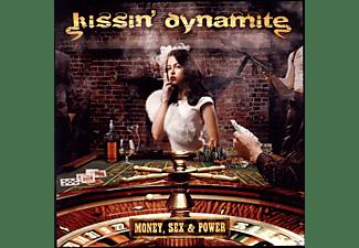 Kissin' Dynamite - Money, Sex & Power  - (CD)