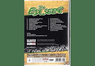 Die Edlseer - Live!  - (DVD)