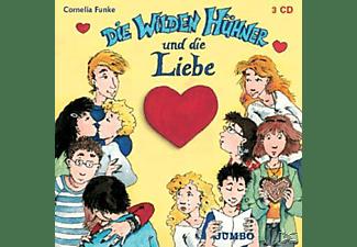 - Die wilden Hühner und die Liebe  - (CD)