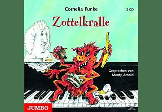- Zottelkralle, das Erdmonster  - (CD)