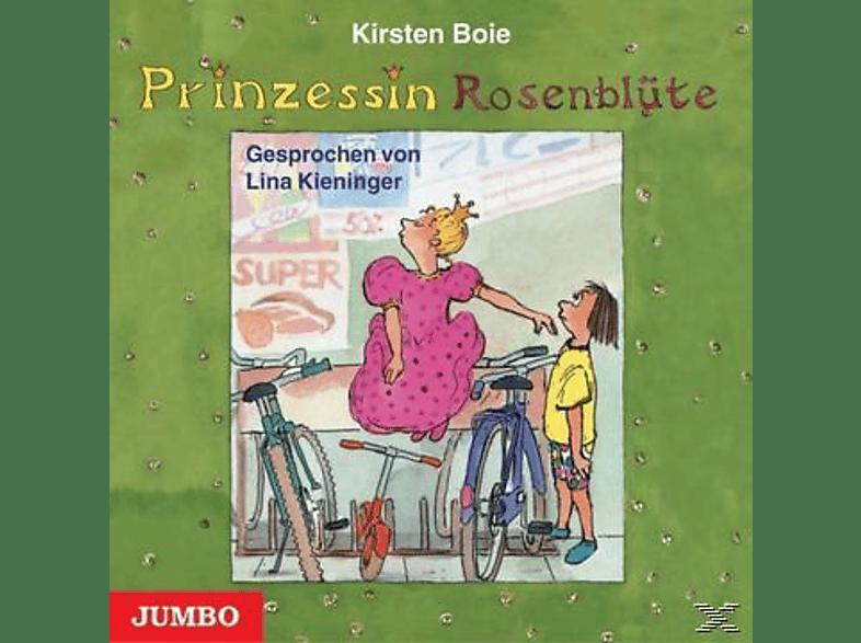 Prinzessin Rosenblüte - (CD)