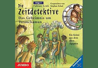 - Die Zeitdetektive 5: Geheimnis um Tutanchamun  - (CD)