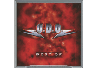 Udo - Best Of (Re-Release) (Anniversary Edition)  - (CD)