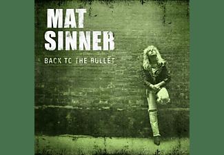 Mat Sinner - Back To The Bullet (Re-Release)  - (CD)