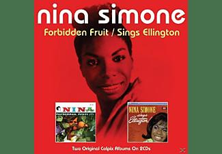 Nina Simone - Forbidden Fruit / Sings Ella  - (CD)