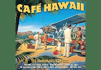 VARIOUS - Café Hawaii  - (CD)