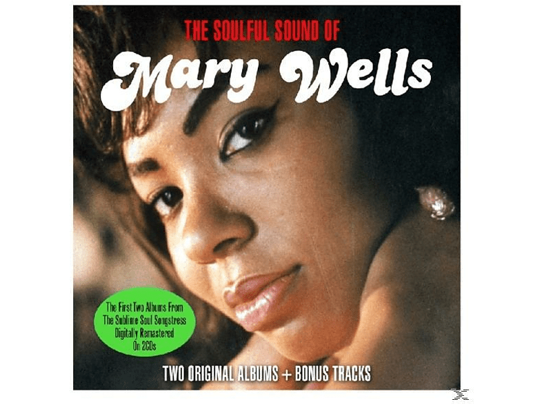 Mary Wells - The Soulful Sound of: Mary Wells [CD]