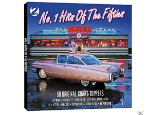 VARIOUS - No 1 Hits Of The Fifties  - (CD)