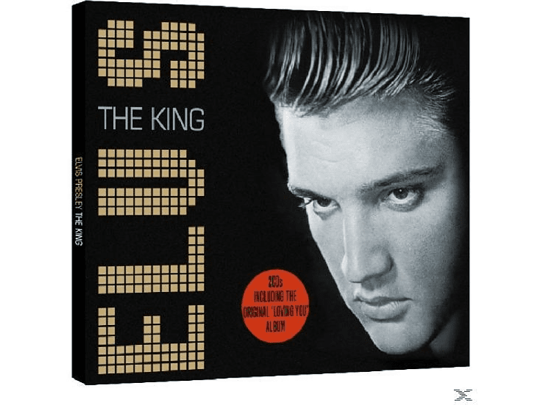 Elvis Presley - King [CD]