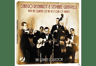 Django Reinhardt, Grappelli, Stéphane / Reinhardt, Django - Ultimate Collection  - (CD)