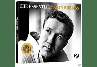 Marty Robbins - The Essential Marty Robbins  - (CD)