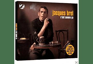 Jacques Brel - C'est Comme Ca  - (CD)
