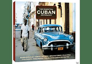 VARIOUS - Essential Cuban Anthology  - (CD)
