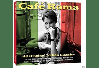 VARIOUS - Cafe Roma  - (CD)