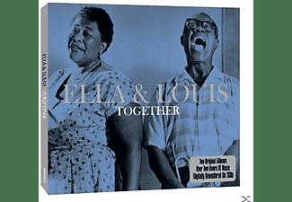 Ella Fitzgerald, Ella Fitzgerald & Louis Armstrong - Together  - (CD)