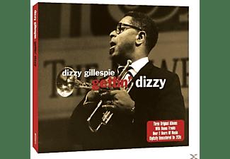 Dizzy Gillespie - Gettin' Dizzy  - (CD)