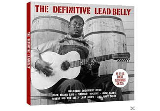 Leadbelly - The Definitive  - (CD)