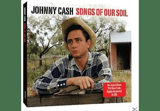 Johnny Cash - Songs Of Our Soil  - (CD)