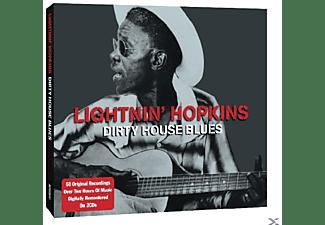 Lightnin' Hopkins - Dirty House Blues  - (CD)