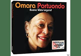 Omara Portuondo - Buena Vista Legend  - (CD)