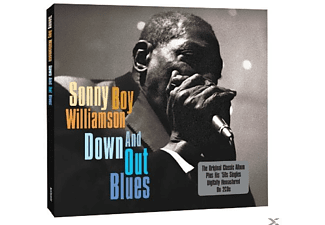 Sonny Boy Williamson - Down And Out Blues  - (CD)