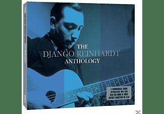 Django Reinhardt - The Anthology  - (CD)