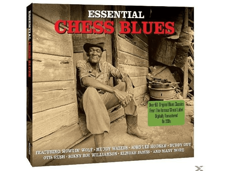 VARIOUS - Essential Chess Blues [CD]