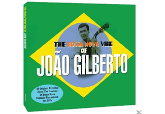 João Gilberto - Bossa Nova Vibe Of Joao Gilberto  - (CD)